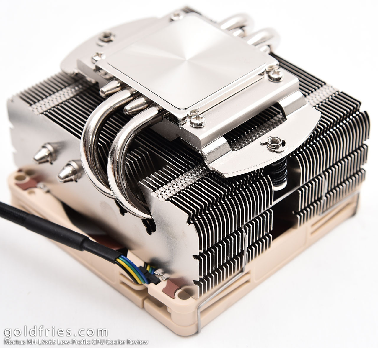 Noctua NH-L9x65 Low-Profile CPU Cooler Review