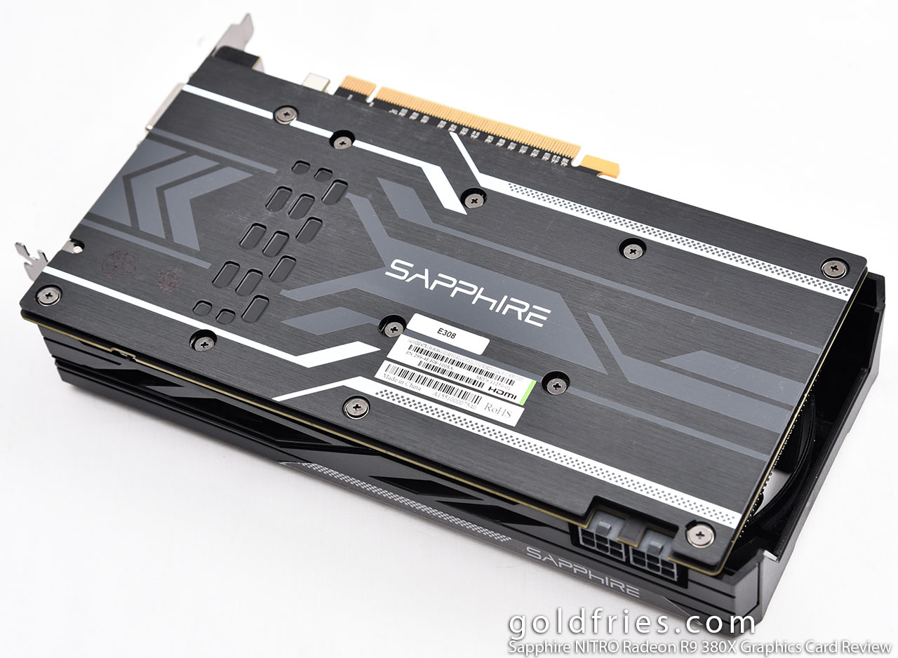 Sapphire NITRO Radeon R9 380X Graphics Card Review