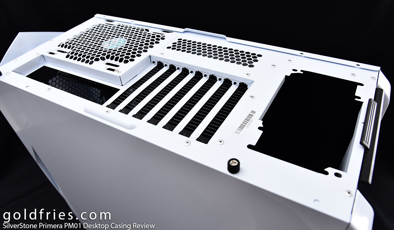 SilverStone Primera PM01 Desktop Casing Review