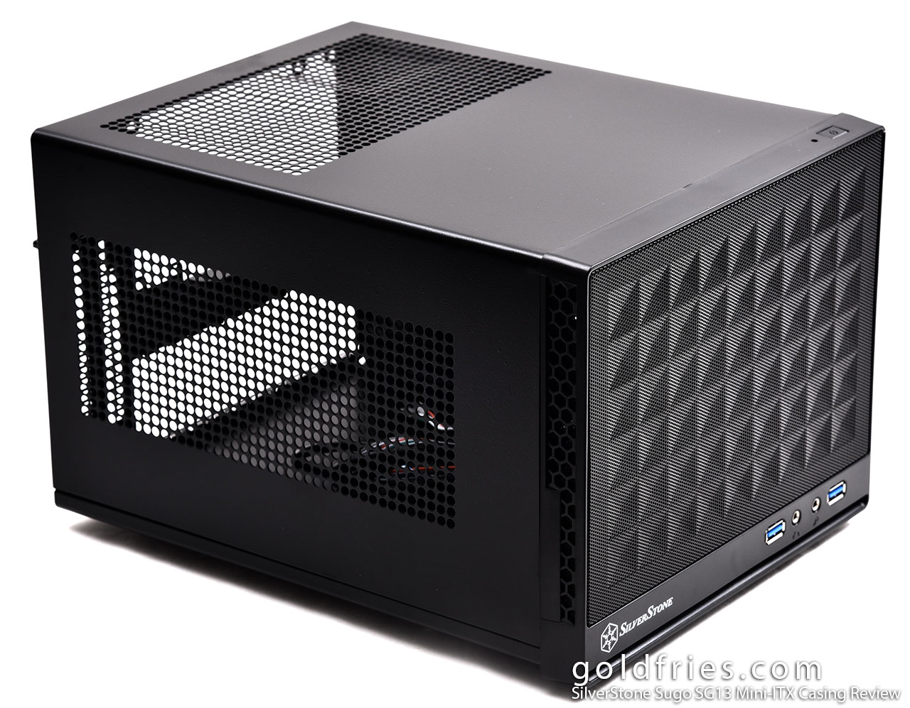 SilverStone Sugo SG13 Mini-ITX Casing Review