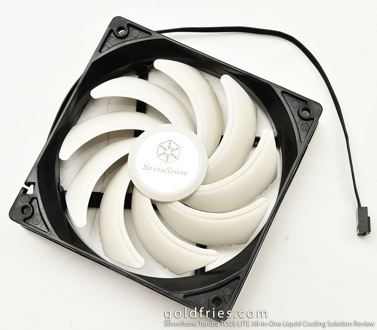 SilverStone Tundra TD03-LITE All-In-One Liquid Cooling Solution Review