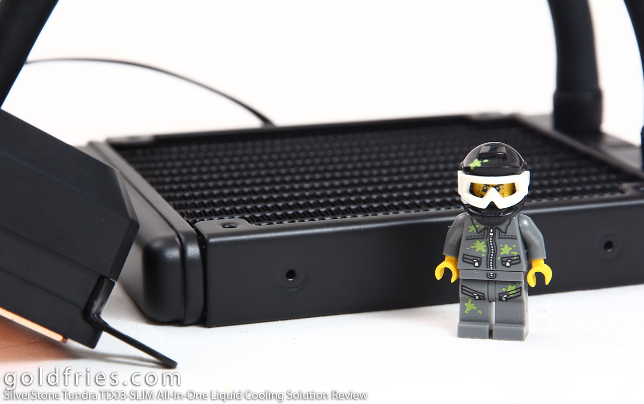 SilverStone Tundra TD03-SLIM All-In-One Liquid Cooling Solution Review