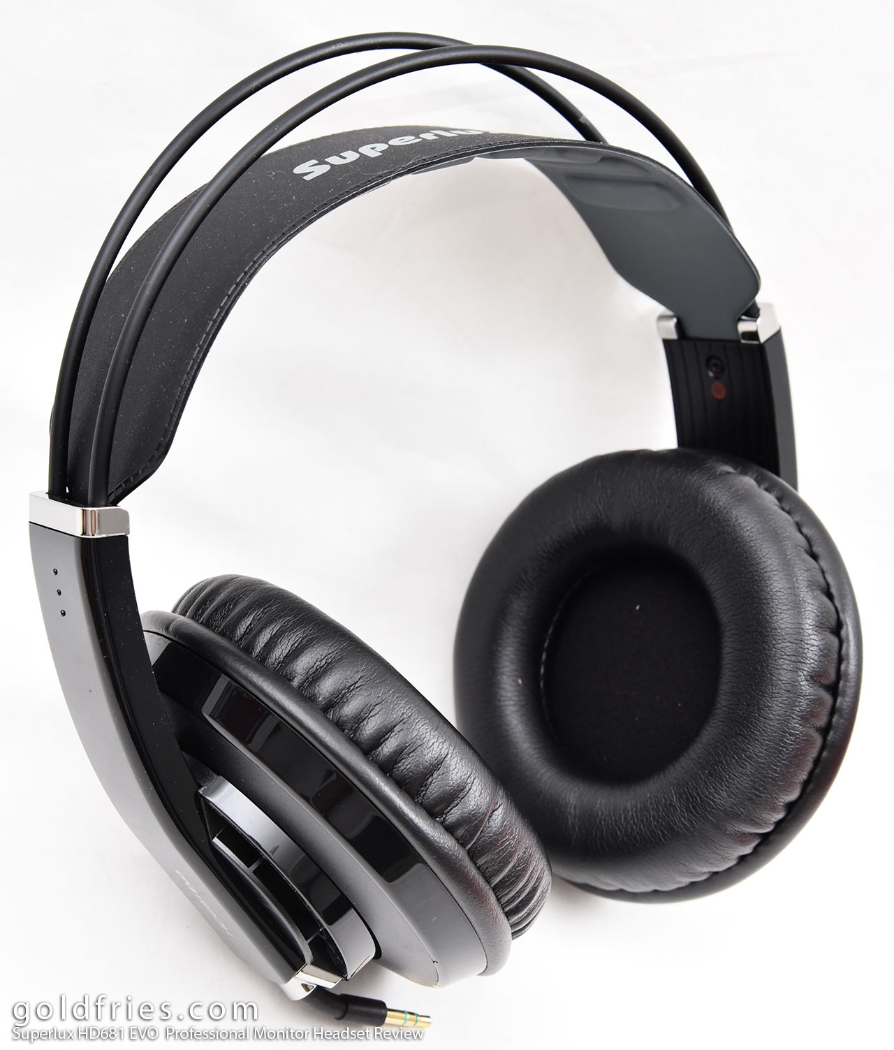 Superlux HD681 EVO Professional Monitor Headset Review