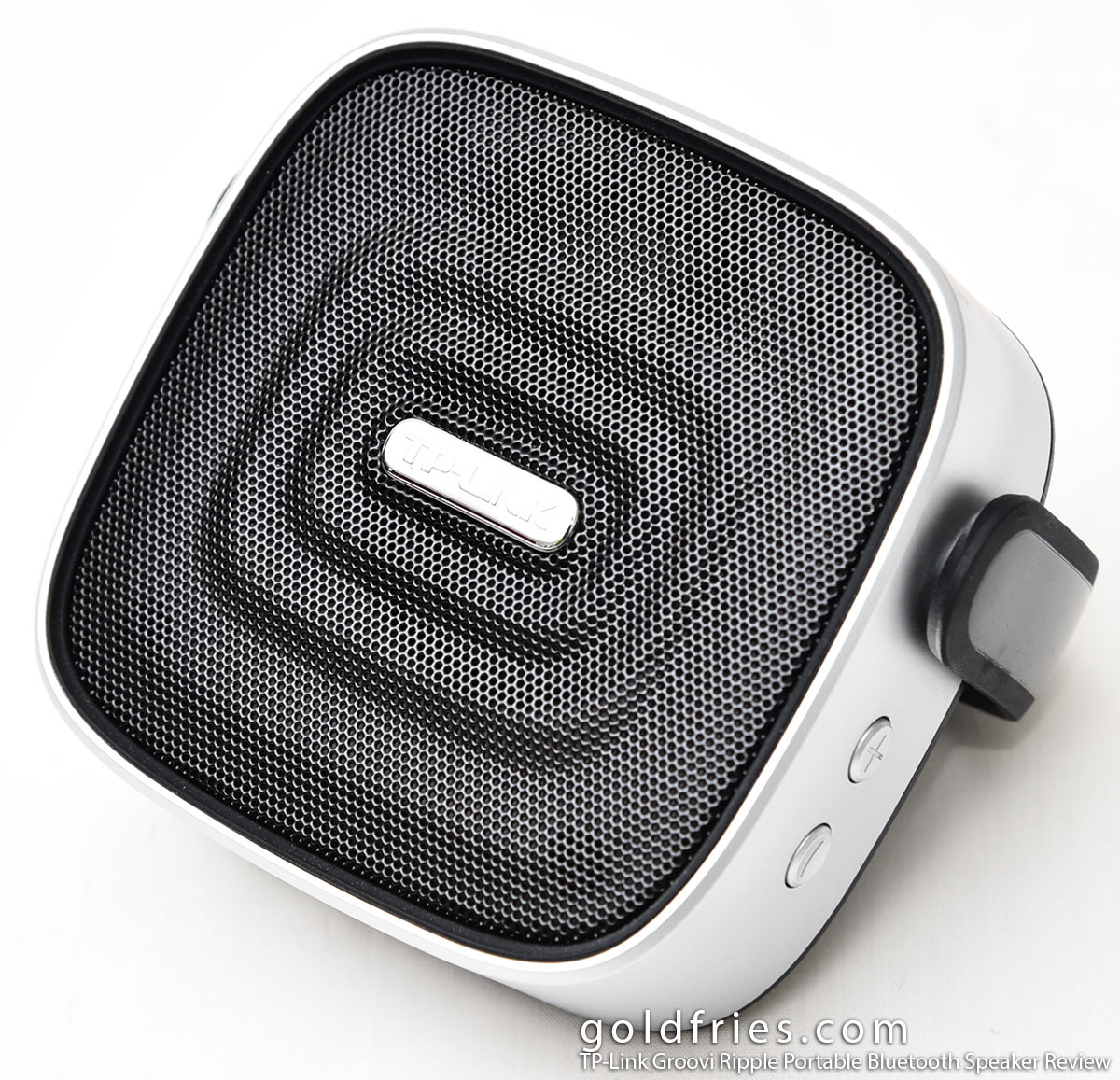 TP-Link Groovi Ripple Portable Bluetooth Speaker Review