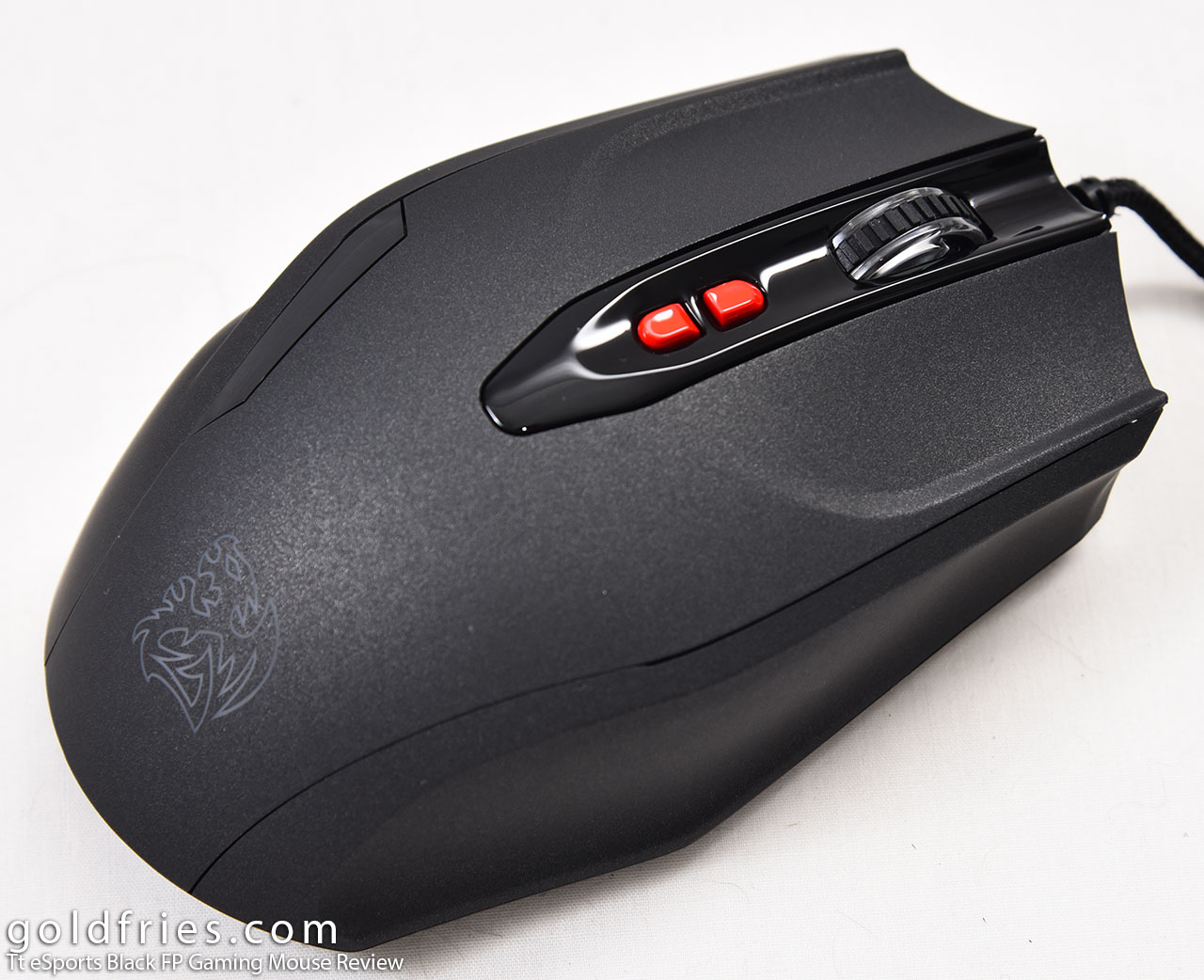 Tt eSports Black FP Gaming Mouse Review