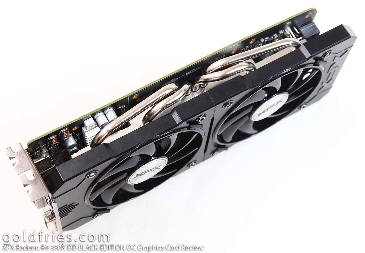 XFX Radeon R9 380X DD BLACK EDITION OC Graphics Card Review