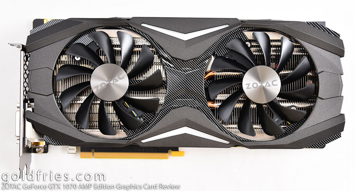 ZOTAC GeForce GTX 1070 AMP Edition Graphics Card Review