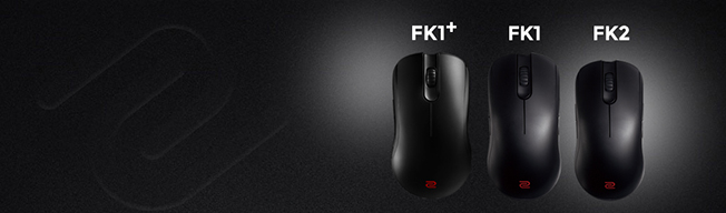 BenQ ZOWIE FK1 | FK1+ | FK2 Gaming Mouse Review