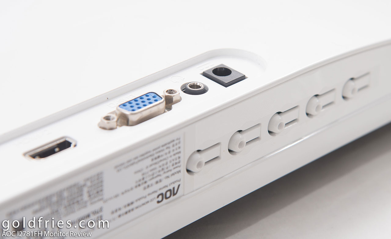 AOC I2781FH Review