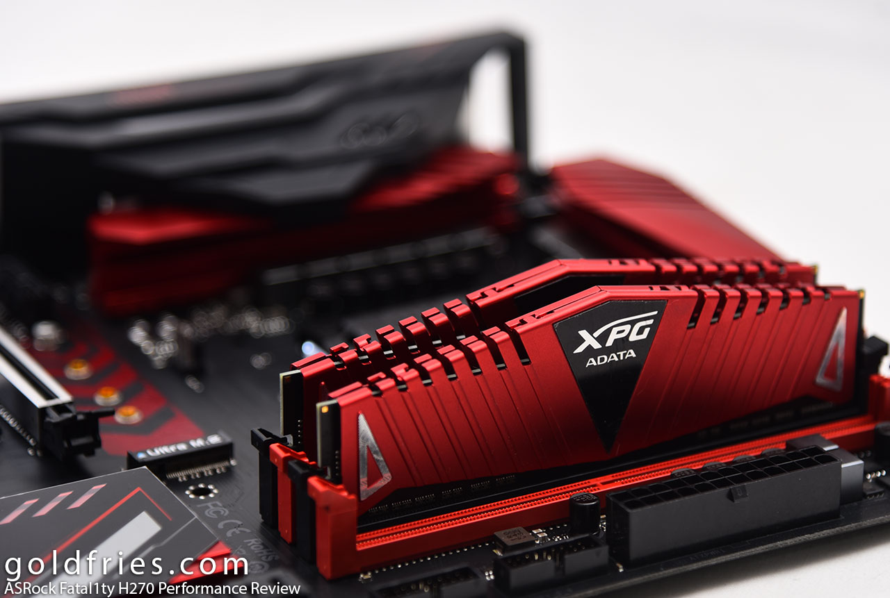 ASRock Fatal1ty H270 Performance Review