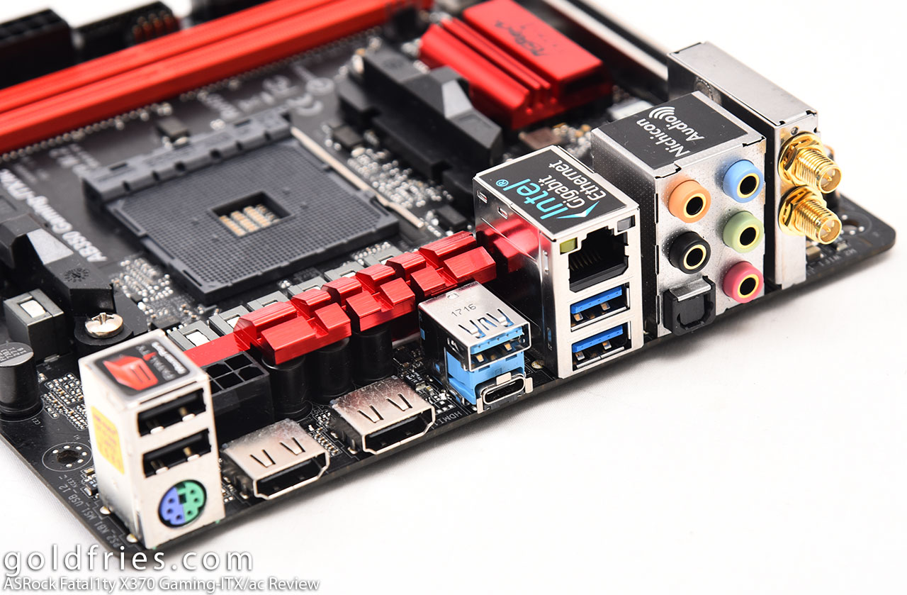 ASRock Fatal1ty X370 Gaming-ITX/ac Review