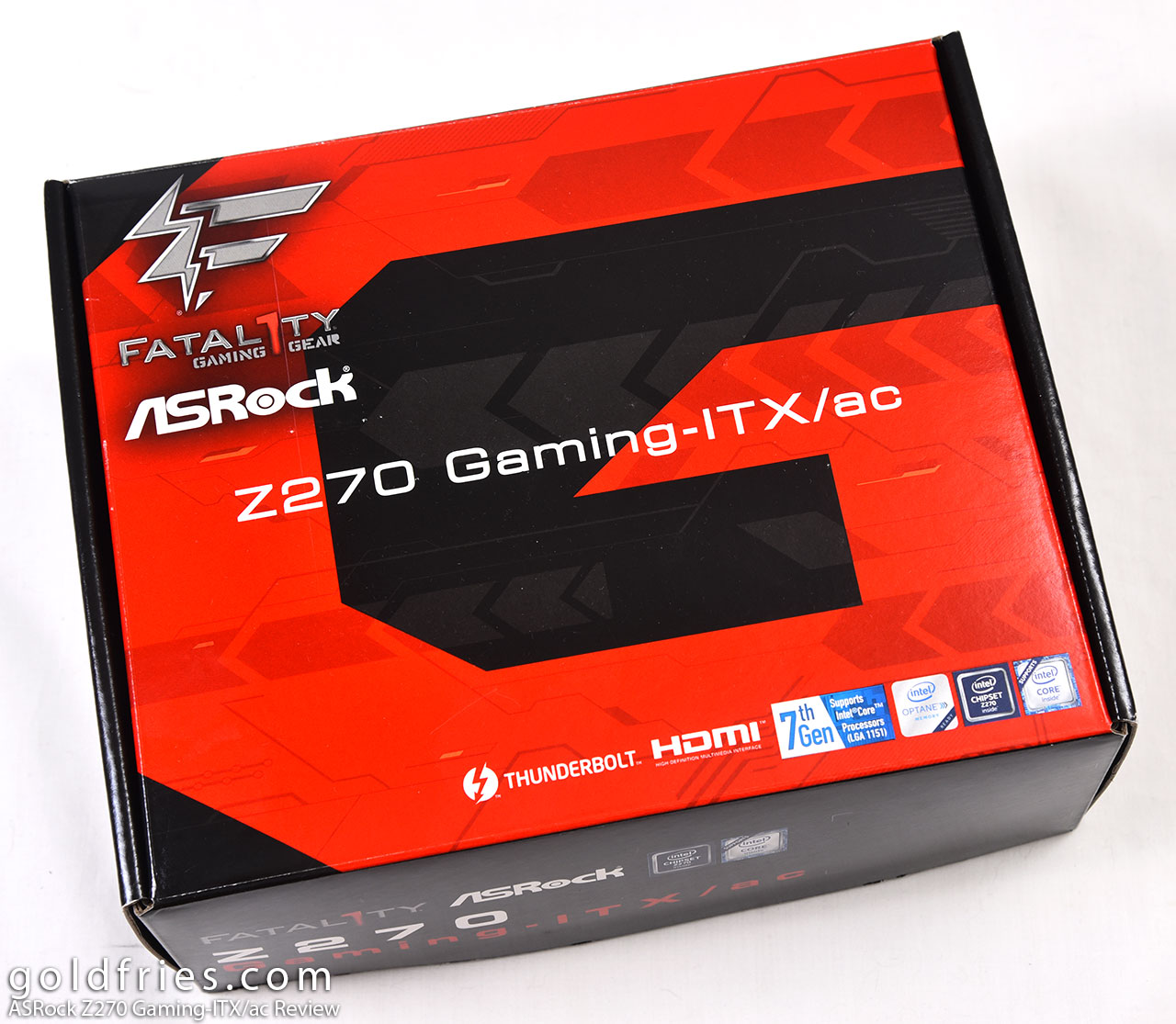 ASRock Z270 Gaming-ITX/ac Review