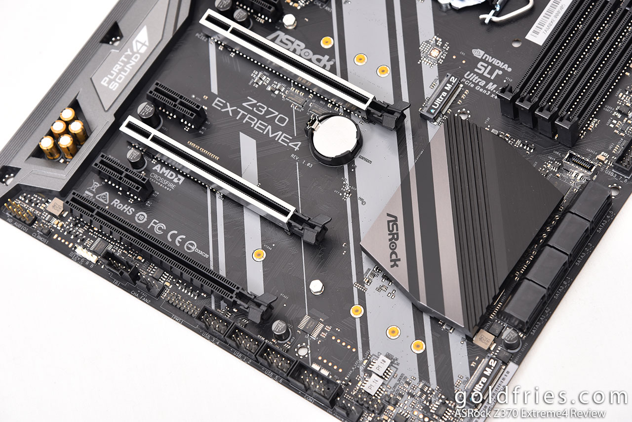 ASRock Z370 Extreme4 Review