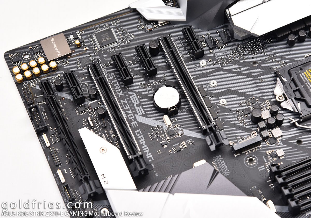 ASUS ROG STRIX Z370-E GAMING Motherboard Review