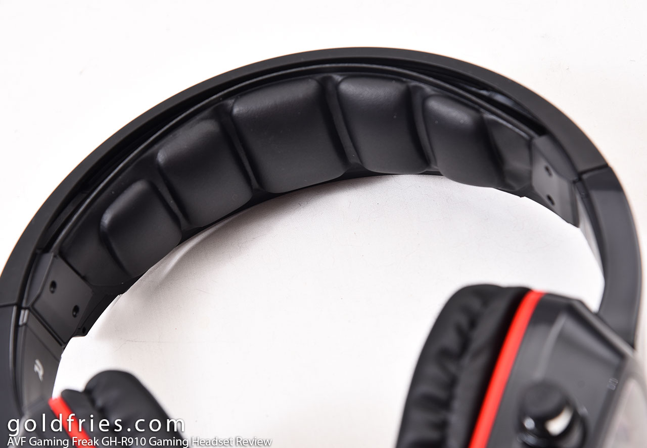 AVF Gaming Freak GH-R910 Gaming Headset Review