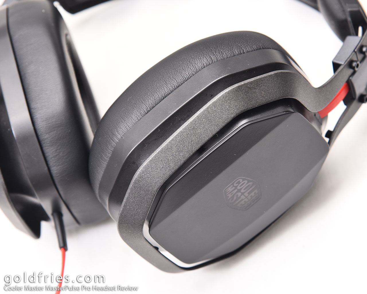 Cooler Master MasterPulse Pro Headset Review