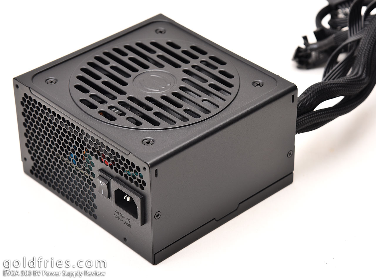 EVGA 500 BV Power Supply Review