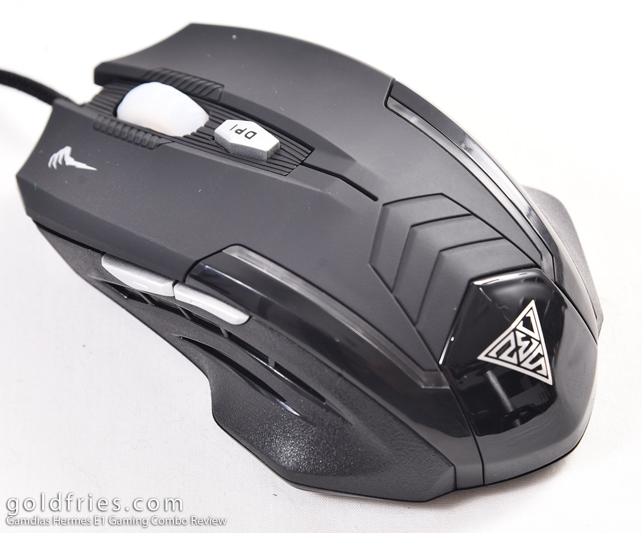 Gamdias Hermes E1 Gaming Combo Review