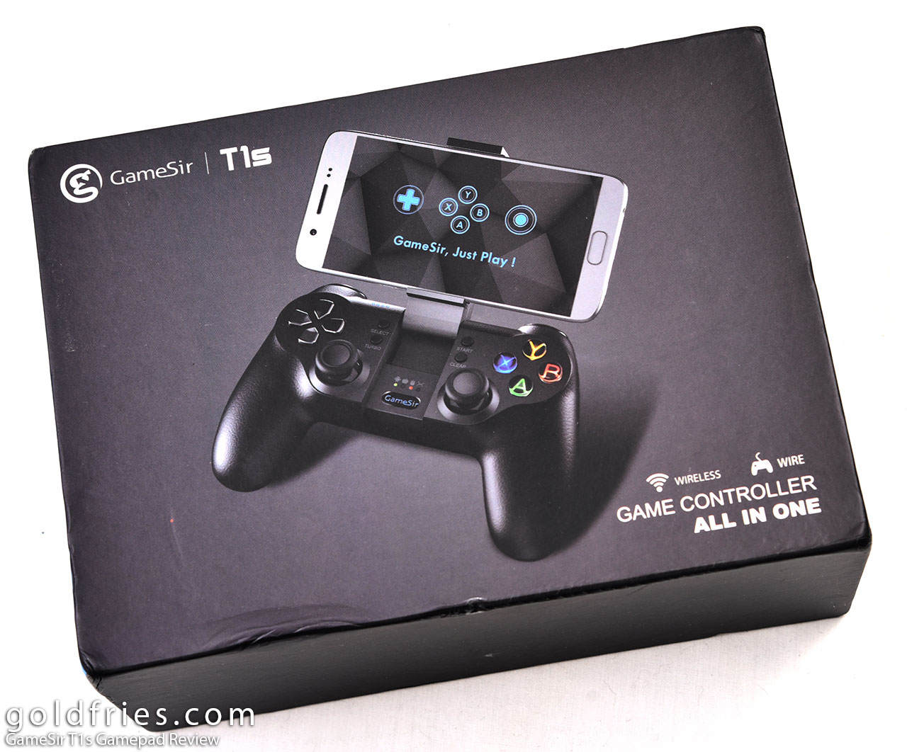 GameSir T1s Gamepad Review