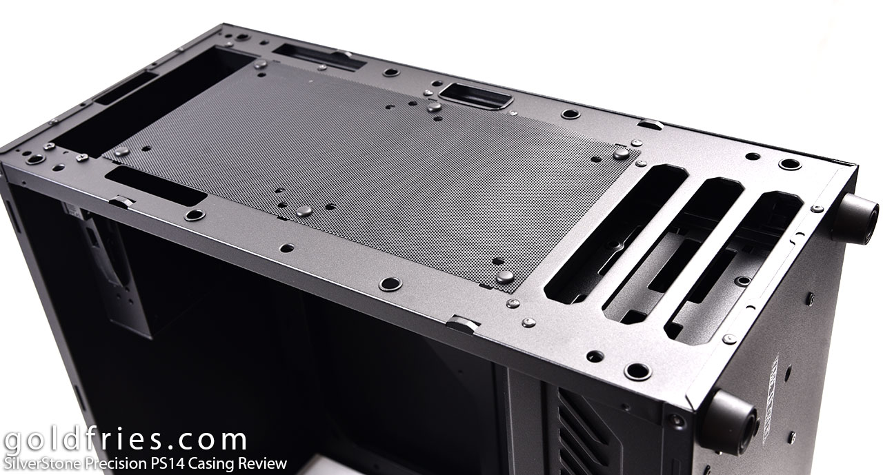 SilverStone Precision PS14 Casing Review