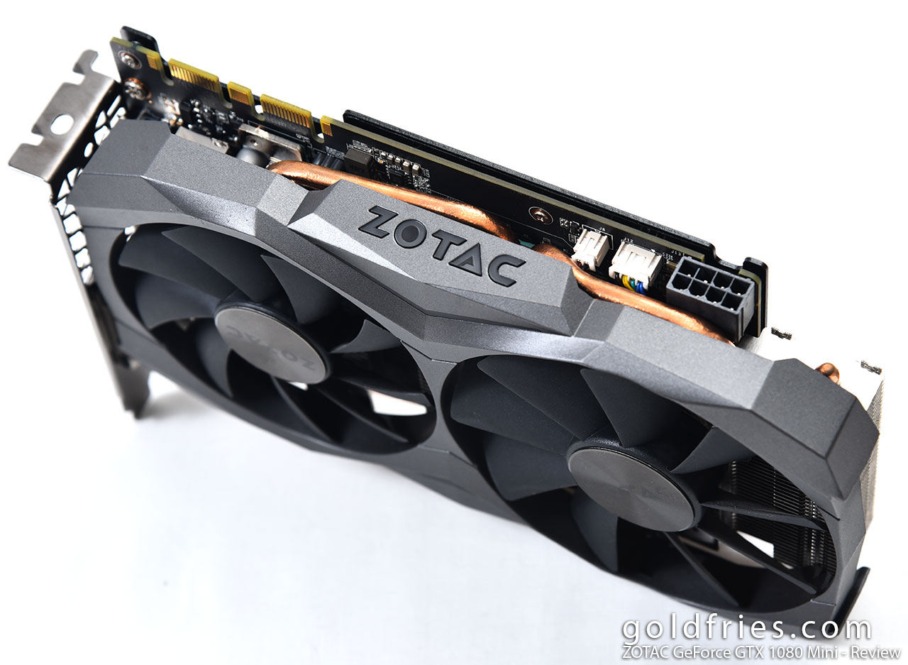 ZOTAC GeForce GTX 1080 Mini - Review