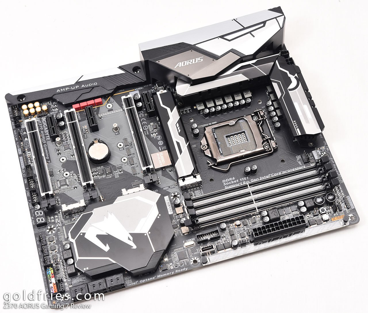 Z370 AORUS Gaming 7 Review