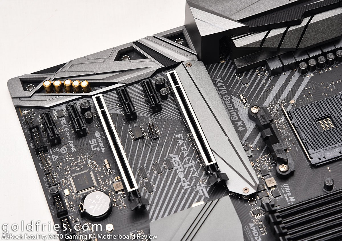 ASRock Fatal1ty X470 Gaming K4 Motherboard Review