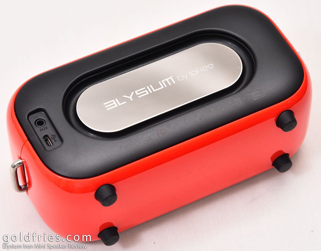 Elysium Iron Mini Speaker Review