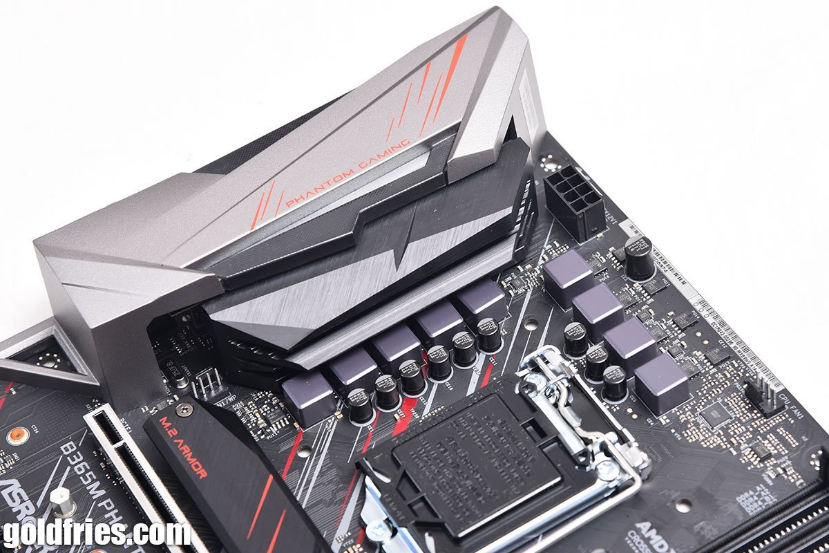 ASRock B365M Phantom Gaming 4 Review