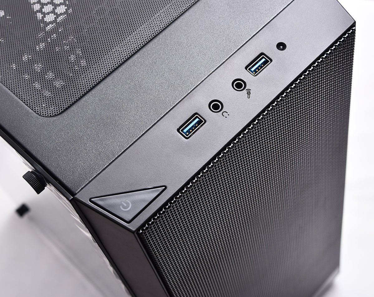 SilverStone Precision PS15 Casing Review