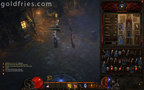 Diablo III (Diablo 3) First Impressions / Mini Review