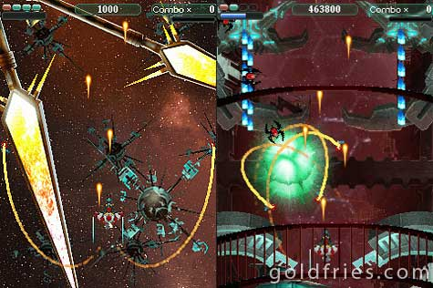 Nokia N-Gage - Space Impact: Kappa Base Game Review