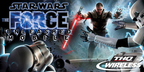Nokia N-Gage - Star Wars: The Force Unleashed Mobile - Game Review