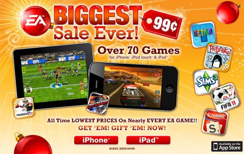 The Biggest Sale Ever at EA Mobile 5