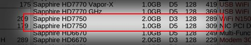 DDR3 vs GDDR5 Graphic Card Comparison - See The Difference with the
