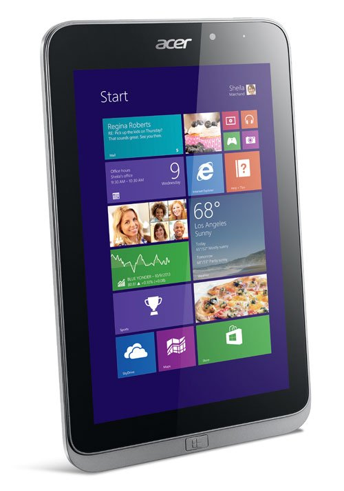 The New Acer Iconia W4 Packs a Punch with Sharper Display ...