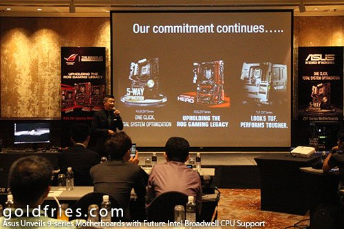ASUS Launches Z97 and H97 Motherboards, Including ROG and TUF Range 1
