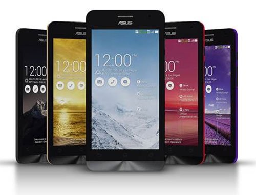 Asus Zenfone Series To Be Available in Malaysia Soon
