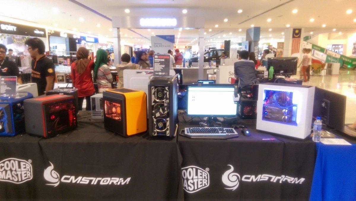 SKATEH2PC Roadshow 2014 (PC modding, gaming, DIY) Begins 3