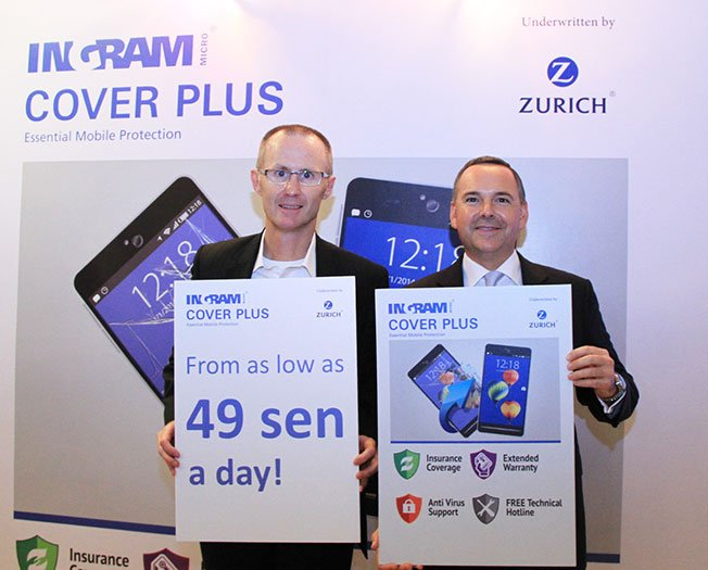 Comprehensive Mobile Phone Protection Coverage by Ingram Micro 3