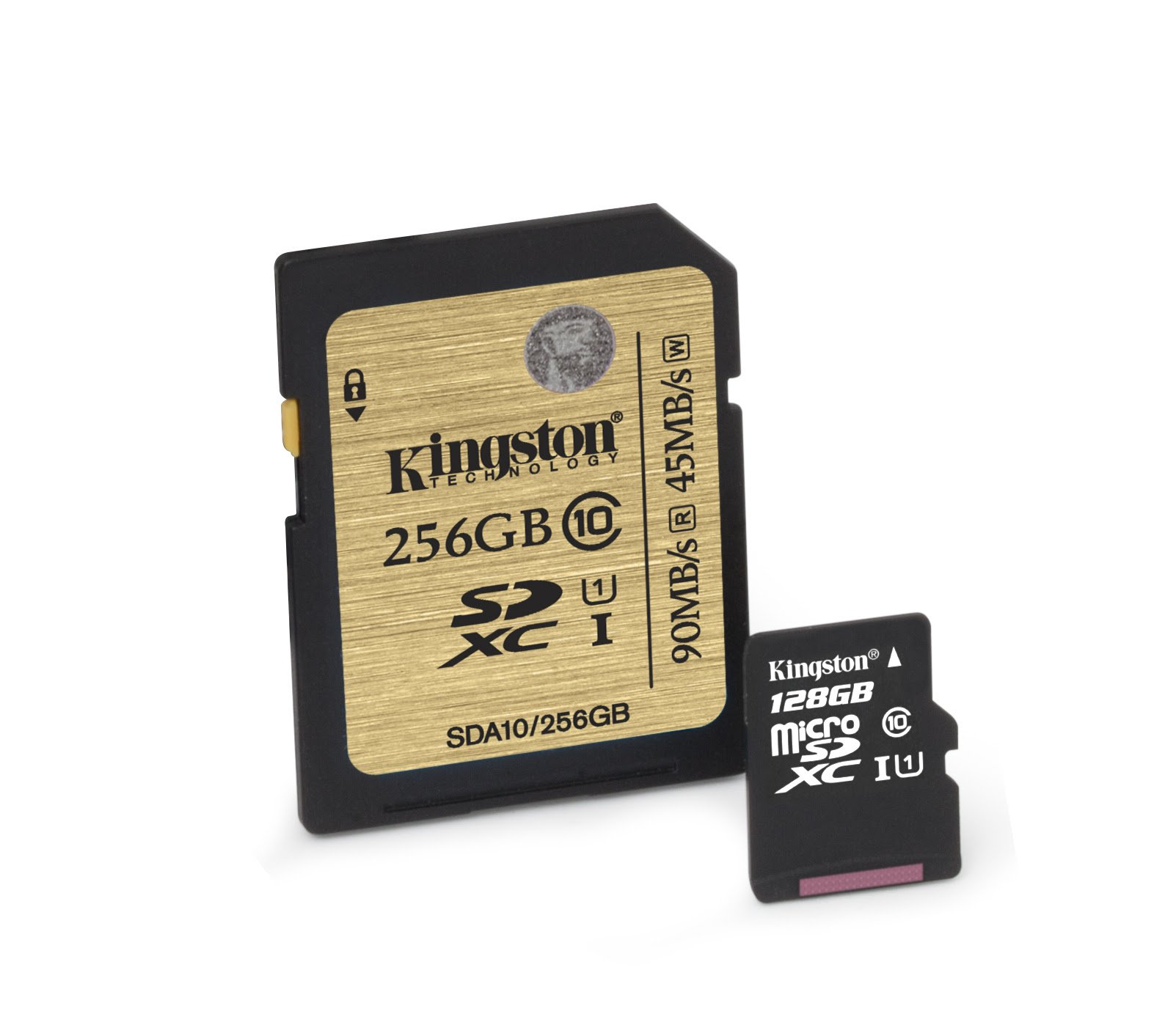 Kingston Doubles Storage Capacity on SD and MicroSD Flash Memory 1