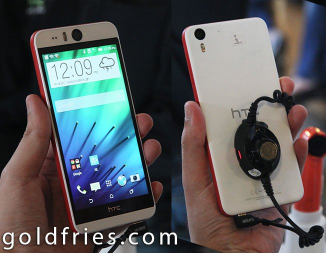 HTC Launches the Desire EYE and RE Camera 3