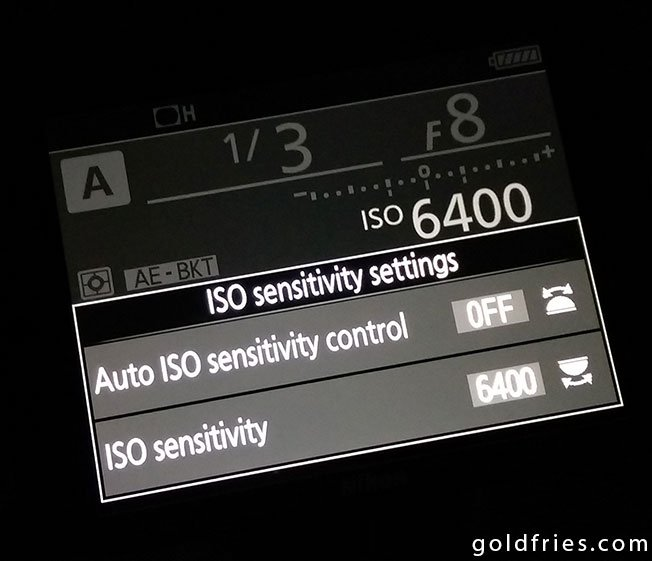 Photography Guide : What ISO To Use? 5