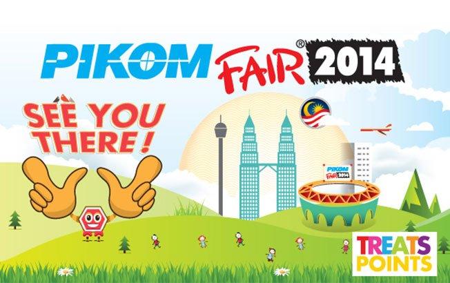 PIKOM Fair 2014 3
