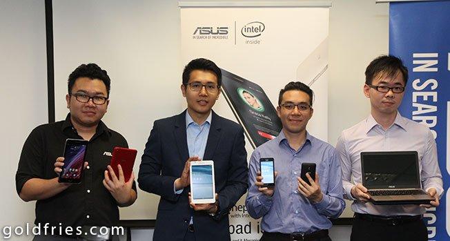 ASUS Malaysia Unveils New Zenfone C, Fonepad 7 and EeeBook X205 2