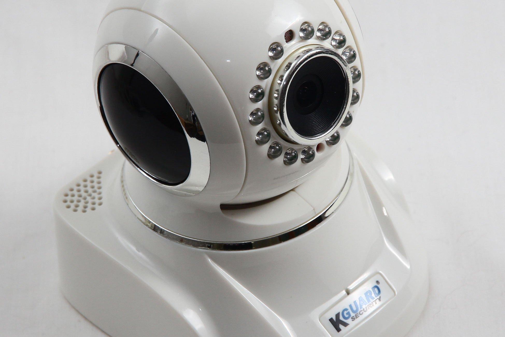 KGuard QRT-301 Wi-Fi Network Camera Review 2