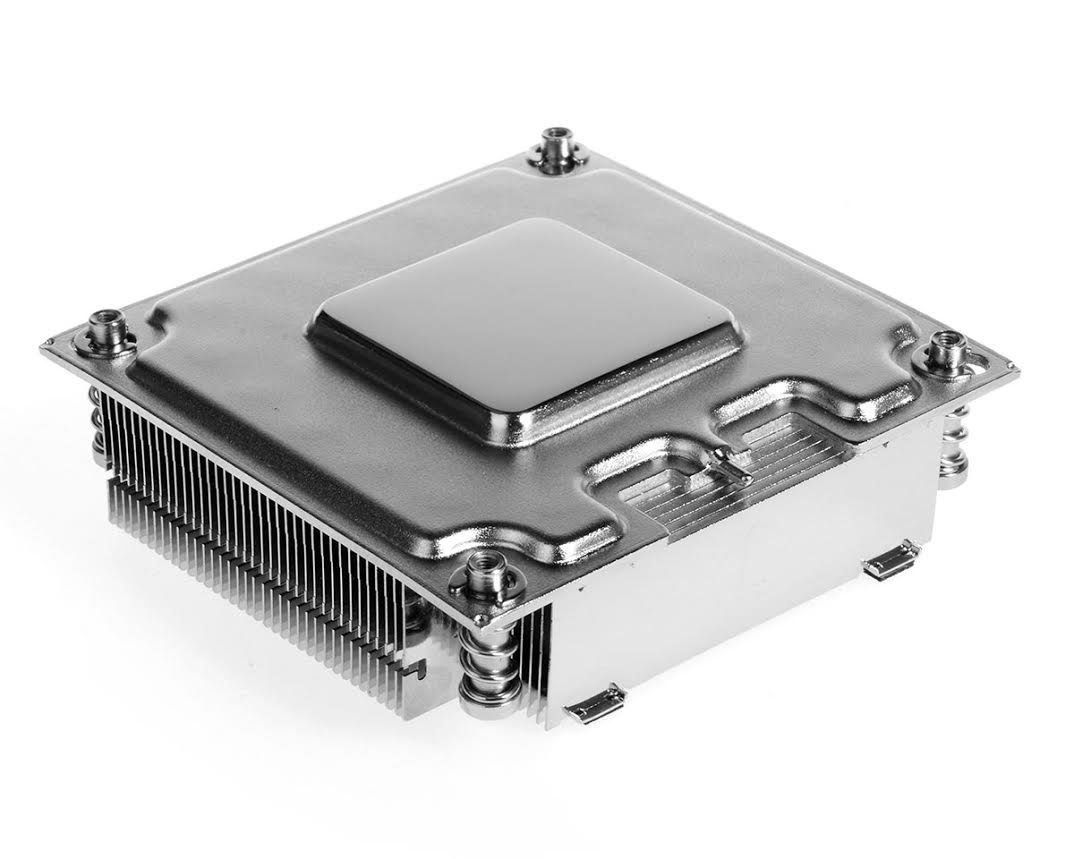 ID-COOLING  IS-VC45 - Vapor Chamber CPU Cooler for Mini-ITX system 9