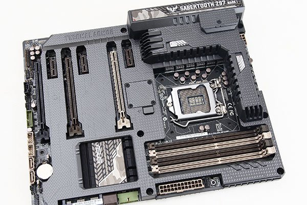 ASUS SABERTOOTH Z97 MARK 1 Motherboard Review 4