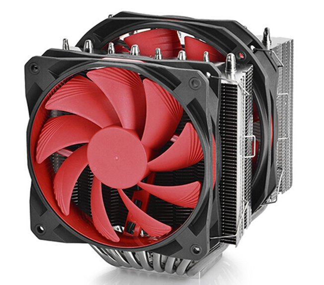DEEPCOOL Releases ASSASSIN II CPU Cooler 3