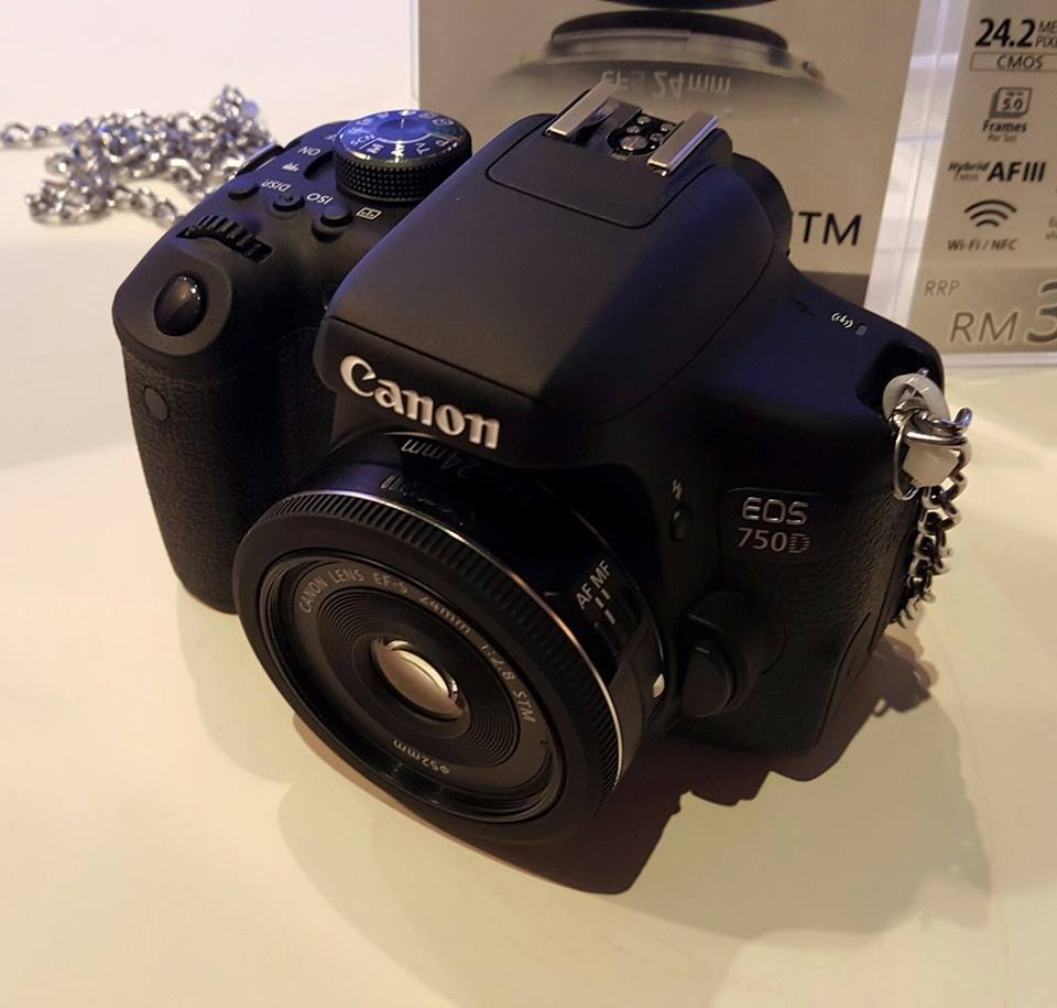 Canon Malaysia Launches the EOS 760D, 750D and the Connect Station CS100 4